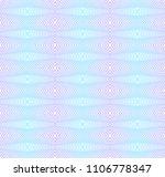 vector seamless illustration of ... | Shutterstock .eps vector #1106778347
