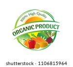 modern high quality healthy... | Shutterstock .eps vector #1106815964