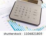 business analysis   checking... | Shutterstock . vector #1106821805