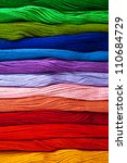 Colorful Yarns For Embroidering