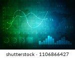 2d rendering stock market... | Shutterstock . vector #1106866427