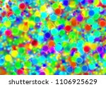 abstract colorful background... | Shutterstock . vector #1106925629