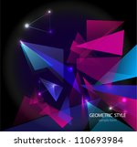 abstract background | Shutterstock .eps vector #110693984