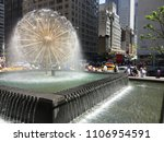 new york city  usa   may 9 ... | Shutterstock . vector #1106954591