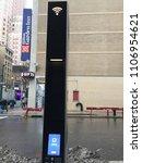new york city  usa  june 2 ... | Shutterstock . vector #1106954621
