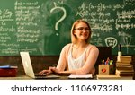 people learning education and... | Shutterstock . vector #1106973281