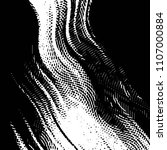 black and white grunge stripe... | Shutterstock . vector #1107000884
