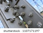 bolts and nuts   Shutterstock . vector #1107171197