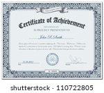vector illustration of detailed ... | Shutterstock .eps vector #110722805