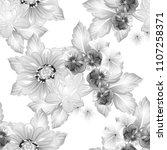 abstract elegance seamless... | Shutterstock .eps vector #1107258371
