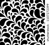 seamless abstract pattern with... | Shutterstock .eps vector #1107272399