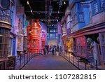 leavesden united kingdom... | Shutterstock . vector #1107282815