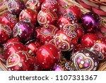 zagreb  croatia   30 november ... | Shutterstock . vector #1107331367