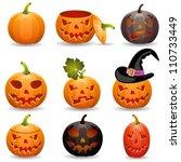 Big Collect Halloween Pumpkin...
