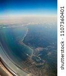 zanzibar from above          Shutterstock . vector #1107360401