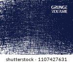 vector grunge texture... | Shutterstock .eps vector #1107427631