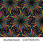 abstract seamless pattern for... | Shutterstock .eps vector #1107435191