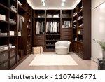 beautiful wood horizontal... | Shutterstock . vector #1107446771