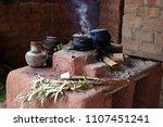 Small photo of Peruvian kitchen to taint tissue