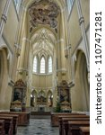 czech republic  kutna hora  07... | Shutterstock . vector #1107471281