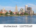 View Of The Skyline Of...