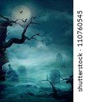 Halloween Design Background...