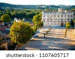 avignon   palais des papes.... | Shutterstock . vector #1107605717