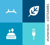 modern  simple vector icon set... | Shutterstock .eps vector #1107636881