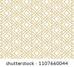 geometric pattern abstract... | Shutterstock .eps vector #1107660044