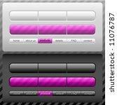 vector modern user interface