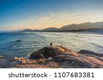 florianopolis   santa catarina  ...   Shutterstock . vector #1107683381