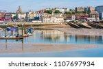 ramsgate  kent  uk   june 03 ... | Shutterstock . vector #1107697934