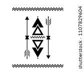 design element based on... | Shutterstock .eps vector #1107829604