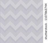 seamless geometric pattern in... | Shutterstock .eps vector #1107863744