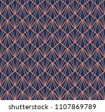 abstract decorative tile.... | Shutterstock .eps vector #1107869789