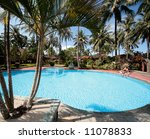 tropical holidays on bali | Shutterstock . vector #11078833