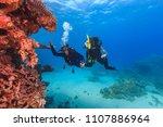 Explorer People Underwater ....