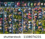 aerial photography of a a... | Shutterstock . vector #1108076231