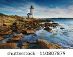 Annisquam Lighthouse Off The...