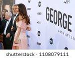 los angeles   jun 7   george... | Shutterstock . vector #1108079111