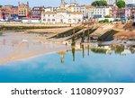 ramsgate  kent  uk   june 03 ... | Shutterstock . vector #1108099037