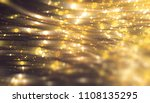 glamour abstract background... | Shutterstock . vector #1108135295