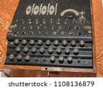 Small photo of The Enigma Cipher Coding Machine from World War II