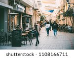 nicosia  cyprus   18 march ... | Shutterstock . vector #1108166711