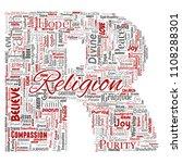 vector conceptual religion  god ...   Shutterstock .eps vector #1108288301