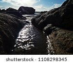 Small photo of Stones rinsed by the water
