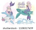Sea Vector Colorful...