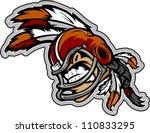 graphic vector sports... | Shutterstock .eps vector #110833295