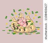 vector stock illustration... | Shutterstock .eps vector #1108403627