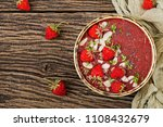 detox and healthy superfoods... | Shutterstock . vector #1108432679